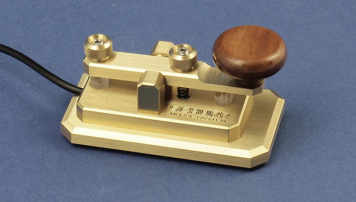 Schurr Miniatur Handtaste
